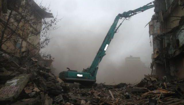 Высотный демонтаж