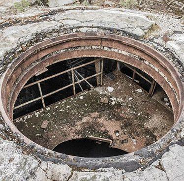 Демонтаж шахт